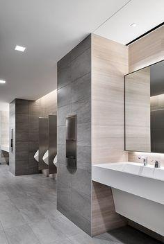 Washroom Design, Toilet Design, Modern Bathroom Design, Bathroom Interior Design, Bath Design, Office Bathroom, Bathroom Layout, Small Bathroom, Master Bathroom