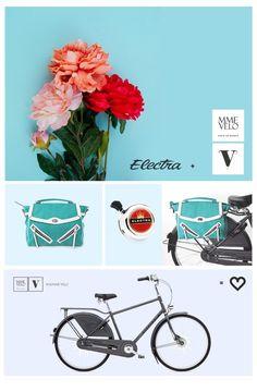 bike bag - mme velo + electra