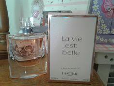 Mi perfume es muy rico