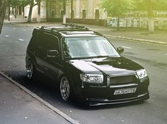 Check out this super clean VIP inspired Subaru Forester XT all the way from Russia.  | followpics.co