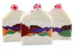 Figgy Pudding Soap / Artisan Soap / Handmade Soap by RoyaltySoaps