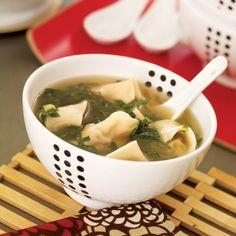 Wonderful Wonton Soup
