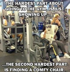 You Pay The Gym Fees, You Should Be Able To Use The Equipment Anyway You Want - 16 Pics