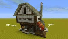 Medieval Buildings rpg style Minecraft Project