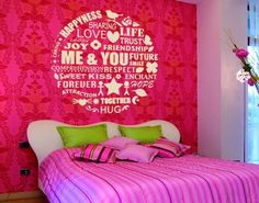 Me & You Wall Design