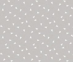 Julie's Paper Planes fabric by juliesfabrics on Spoonflower - custom fabric
