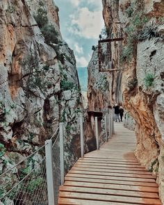 Views and experiences that are hard to forget😍   #spain#caminitodelrey#visitspain#igersspain#ig_spain#costadelsol#andalusia#malaga#nature#canyon#explore#beautifulviews#passionpassport#topspainphoto #paths#naturalpaths#natualpark#hike#walk#travel#sunnyday#ig_captures #beautifuldestinations #beutifulspain#southofspain#govisitspain