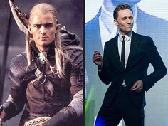 Tom Hiddleston Dancing, Orlando Bloom singing, and other assorted silliness from British hotties