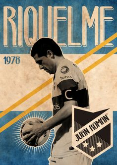 This rather delightful vintage graphic design is part of the second batch in Kareem Gouda's I Am Number Ten series. You can see the rest at Behance . Football Ads, Football Design, Good Soccer Players, Football Players, I Am Number, Soccer Poster, Sports Graphics, Soccer World, Sports Art