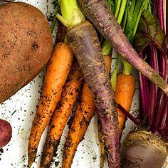 22 vegetable harvesting tips | Carrots | Sunset.com