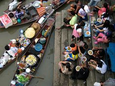 Thailand's 'Floating Market'