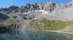 Day 12: Lac Sainte Anne, Queyras (grande randonnée GR5 France Alps)