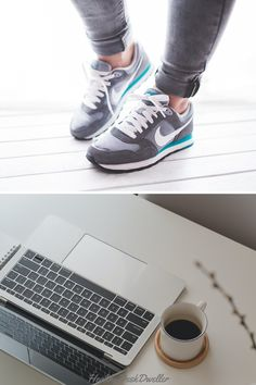 Want to get moving while you work? You can use these top three pieces of desk exercise equipment right in your home office! Get a workout in while you productively work away at your desk. Home Office Space, Home Office Furniture, Furniture Ideas, Desk Workout, Office Exercise, Sedentary Lifestyle, Energy Boosters, Best Desk, Work From Home Tips
