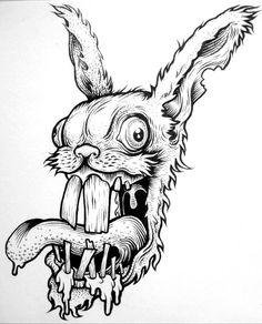 © sean Hemak Ink Illustrations, Illustration Art, Tattoo Drawings, Art Drawings, Dark Tattoo, Baby Tattoos, Flash Art, Crayon, Drawing Sketches