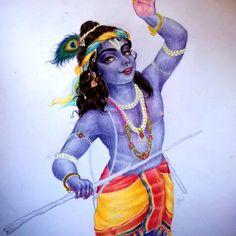 Hey Govinda! by sattvyogini