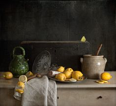 Tineke Stoffels has a passion for collecting old objects. She combines photography with digital paint and brushes to capture the eternal beauty of the chosen objects. As if time stood still, at the moment I'm inspired by Dutch still life made in the 17th century.