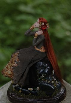 Ophelia by chicorydell.deviantart.com on @deviantART