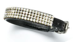 Your puppy deserves one of these adorable Pampered Dog Collars with Bling. Deck them out with jewels and gems in true fashion. They will be the hit of the neighborhood.