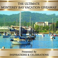 The Ultimate Monterey Bay Vacation Giveaway from Inspirations & Celebrations. Enter here: https://wn.nr/C6ndb