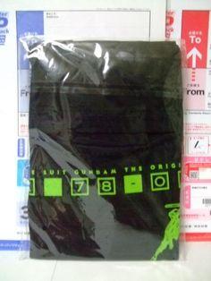 2011ガンダムエース付録★RX78-02 Tシャツ★新品未使用_画像2