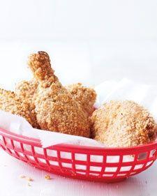 Oven Crispy Chicken http://www.marthastewart.com/852367/crispy-chicken?xsc=eml_edfsc_2014_08_06_template