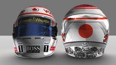 Jenson Button Suzuka 2012