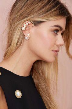 Linela Ear Cuff