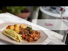 """Philips Multicooker - reteta """"Gulas"""" - YouTube"""
