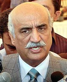 khursheed shah biography of barack
