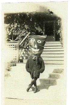 Vintage Halloween. ☚