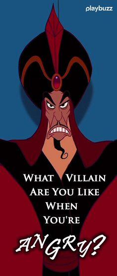 What villain are you like when you're angry? Disney Test, Disney Quiz, Disney Pixar, Disney Personality Quiz, Fun Personality Quizzes, Personality Types, Interesting Quizzes, Fun Test, Fun Quizzes