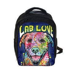 Kids Bulldog Rottweiler Backpack Children School Bags Boys Girls Kindergarten Backpacks Book Bag Best Gift Cute Dog Backpack Bag