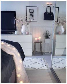 Blush Pink Bedroom, Pink Bedroom Decor, Gold Bedroom, Bedroom Green, Bedroom Vintage, White Bedroom, Black And Grey Bedroom, Rustic Bedroom Design, Bedroom Designs