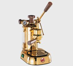 If you have been looking for a standout espresso machine, look no further than La Pavoni! Check out this La Pavoni Gold Model for sale here. Cappuccino Maker, Cappuccino Coffee, Espresso Maker, Espresso Cups, Coffee Maker, Coffee Coffee, Coffee Shop, Coffee Type, Best Coffee