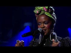 "Lauryn Hill performs ""Feeling Good"" at the 2018 Rock & Roll Hall of Fame Induction Ceremony - YouTube Lauryn Hill, Nina Simone, Rock And Roll, Feel Good, Singer, Feelings, Youtube, Portraits, Random"