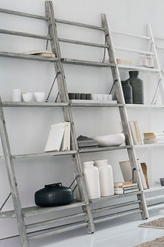 Leaning Shelves French connection