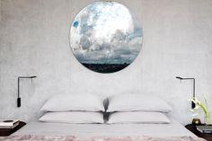 Potts Point Penthouse | arnoldlane residential design | Il suffit de peu pour avoir une chambre cosy parfaite!