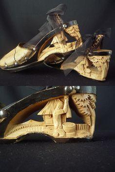 japanese shoes, beautiful