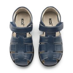 Kai by See Kai Run - Dillon in Navy. Also available in Brown and Black 0f6ff53cd