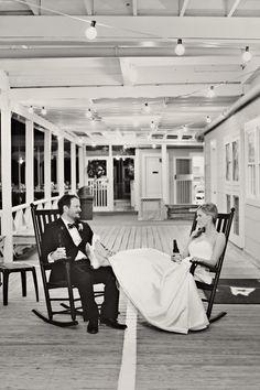 Love this shot for a southern wedding! Photo by Whitebox Photo | via junebugweddings.com