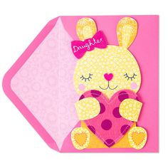 Some Bunny Loves You (For Daughter) Price $6.95