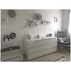☁️ ☁️ ☁️ ..... #bedroom #bedroomdecor #babyboyroom #decoration #decorationinterieur #babystagram #babyboyroom #babys #babyblog #kids…