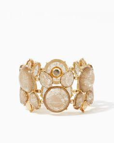 Bridesmaid jewelry charming charlie Let it Shine Bracelet Set