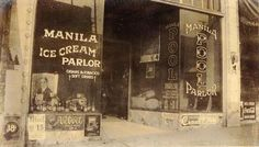 Manila Ice Cream and Pool Parlor