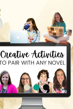 You'll discover ways to creatively integrate other texts (poetry, nonfiction, choice reading) with your novel units, and try out new and creative forms of discussion and character analysis as you read.