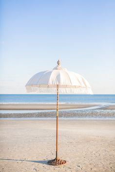 Southern beach wedding in Hilton Head, SC.