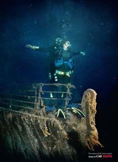 Titanic remake