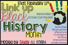Study All Knight Teacher Resources: Ways to Bring Black History Month Into Your Secondary Classroom