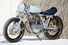 Yamaha SR 400 1994 by Yamaguchi Ringyou