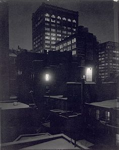 Alfred Stieglitz: From the Back Window, 291 (49.55.35) | Heilbrunn Timeline of Art History | The Metropolitan Museum of Art